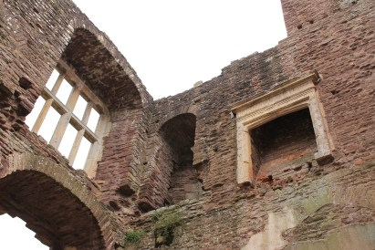 19. Raglan Castle, Monmouthshire, Wales