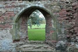 26. Acton Burnell Castle, Shropshire, England
