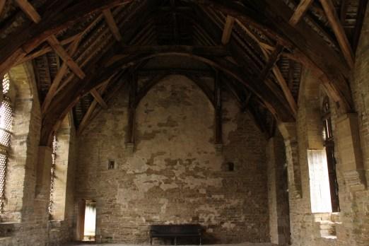 35. Stokesay Castle, Shropshire
