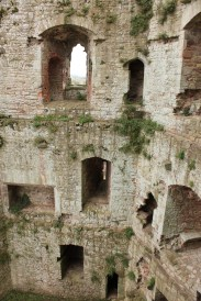 37. Raglan Castle, Monmouthshire, Wales