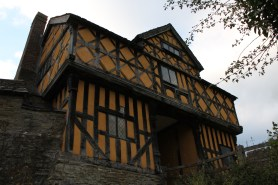 48. Stokesay Castle, Shropshire