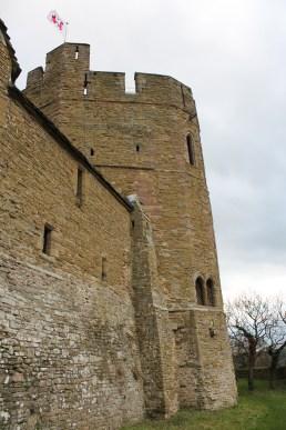 53. Stokesay Castle, Shropshire