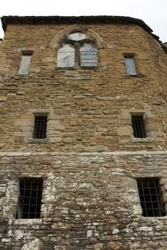 55. Stokesay Castle, Shropshire