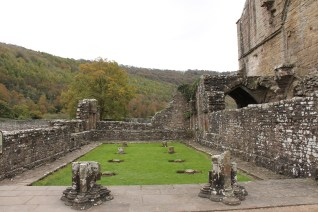 17. Tintern Abbey, Monmouthsire, Wales
