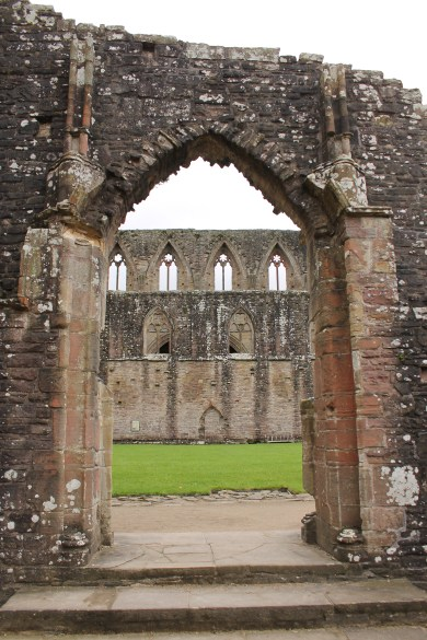 20. Tintern Abbey, Monmouthsire, Wales