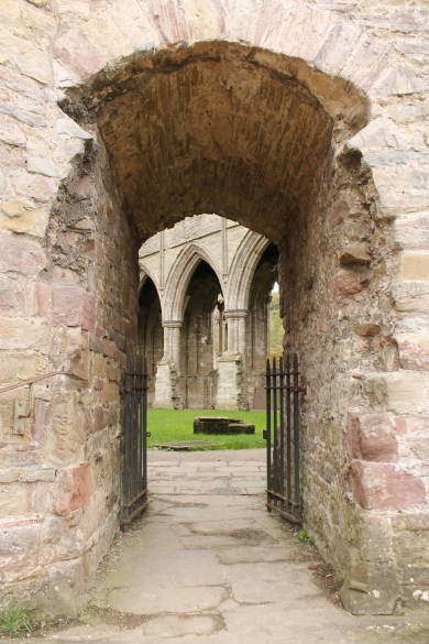 21. Tintern Abbey, Monmouthsire, Wales
