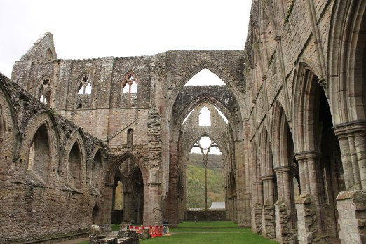 22. Tintern Abbey, Monmouthsire, Wales
