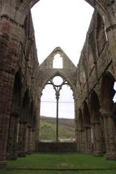 34. Tintern Abbey, Monmouthsire, Wales