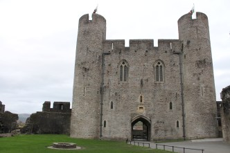 13. Caerphilly Castle, Wales