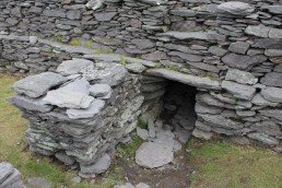 15. Leacanabuile Stone Fort, Co. Kerry