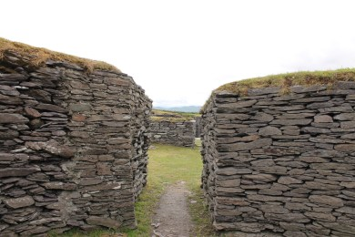 20. Leacanabuile Stone Fort, Co. Kerry