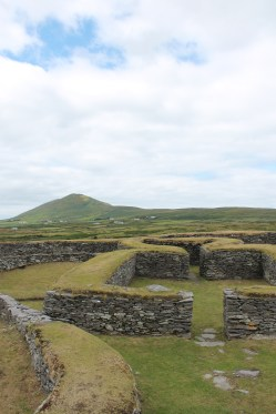 22. Leacanabuile Stone Fort, Co. Kerry
