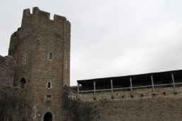 29. Caerphilly Castle, Wales