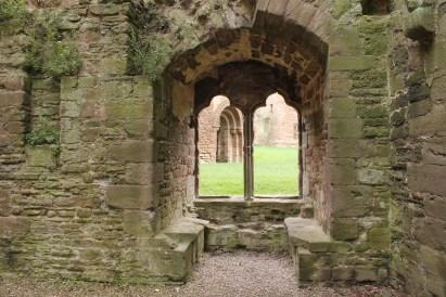 31. Ludlow Castle, Shropshire, England