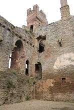 34. Ludlow Castle, Shropshire, England