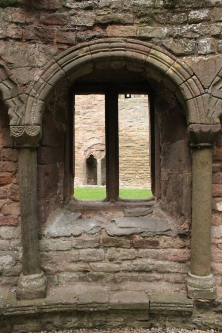 44. Ludlow Castle, Shropshire, England