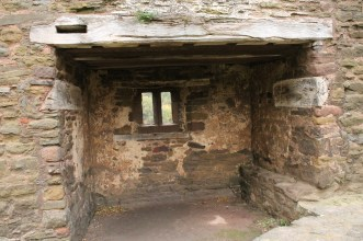 54. Ludlow Castle, Shropshire, England