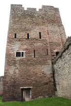 56. Ludlow Castle, Shropshire, England