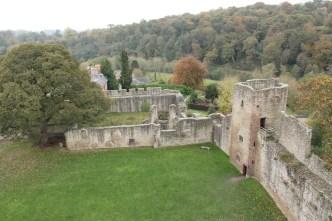 63. Ludlow Castle, Shropshire, England