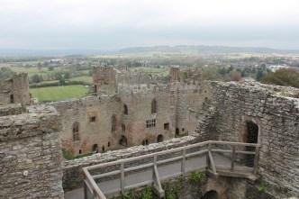 64. Ludlow Castle, Shropshire, England