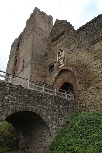 75. Ludlow Castle, Shropshire, England