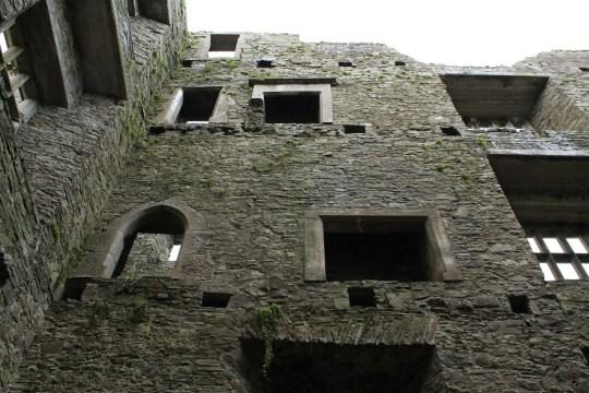 16. Kanturk Castle, Co. Cork