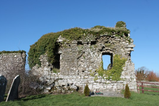 13. Knockgraffon Church, Co. Tipperary