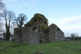 03. Clonenagh Church, Co. Laois