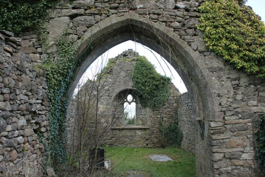 04. Clonenagh Church, Co. Laois