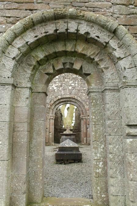 08. Monaincha Church, Co. Tipperary
