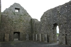 07. Clontuskert Priory, Co. Galway