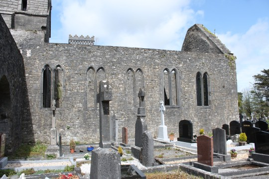 11. Loughrea Priory, Co. Galway
