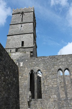 12. Loughrea Priory, Co. Galway