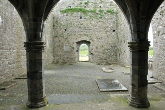 17. Clontuskert Priory, Co. Galway