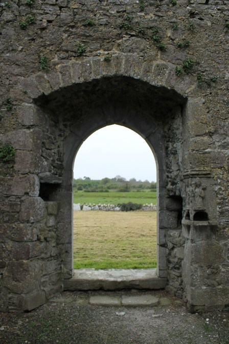 20. Clontuskert Priory, Co. Galway