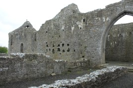 25. Clontuskert Priory, Co. Galway