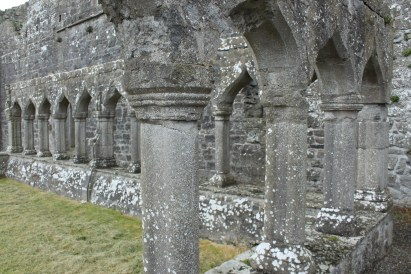 30. Clontuskert Priory, Co. Galway