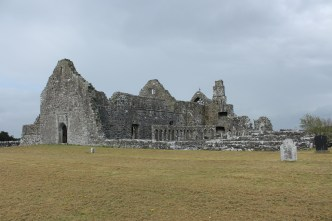 38. Clontuskert Priory, Co. Galway