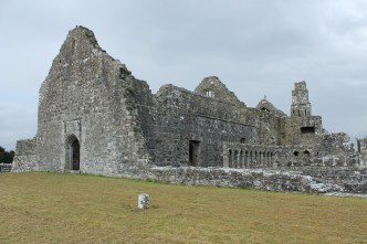 39. Clontuskert Priory, Co. Galway