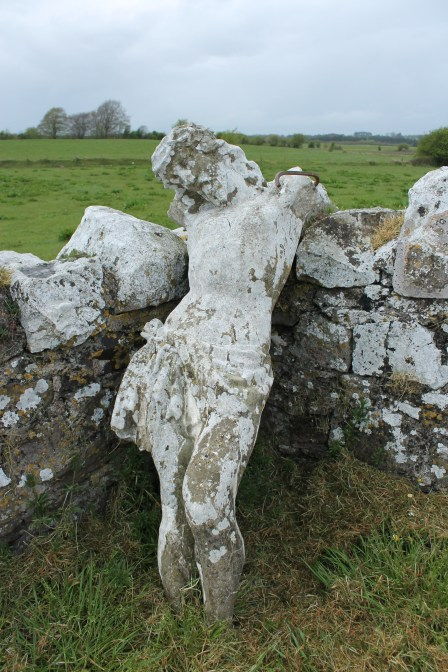 41. Clontuskert Priory, Co. Galway