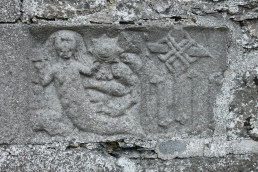 46. Clontuskert Priory, Co. Galway