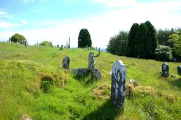 14. Kilranelagh Graveyard, Co. Wicklow