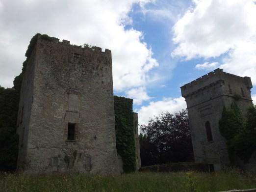 33. Donadea Castle, Co. Kildare