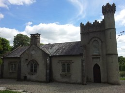 35. Donadea Castle, Co. Kildare