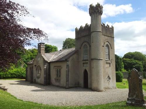 36. Donadea Castle, Co. Kildare
