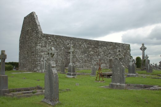 01. Donaghpatrick Church, Co. Galway