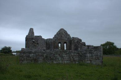 17. Inishmaine Abbey, Co. Mayo