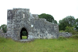 25. Inishmaine Abbey, Co. Mayo