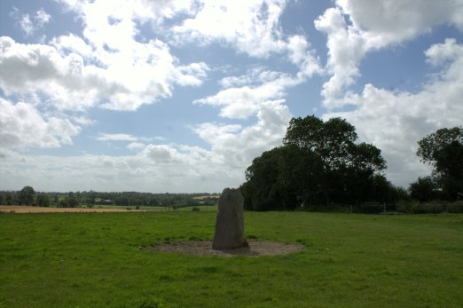 01. Tankardstown Standing Stone, Co. Carlow