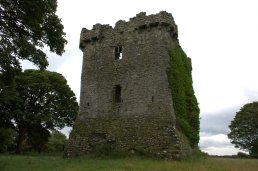 03. Shrule Castle, Co. Mayo